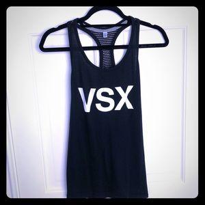 VSX Black Tank Top Medium